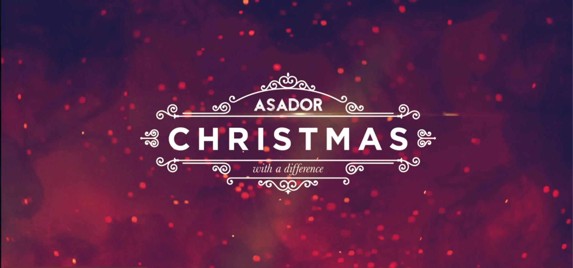Christmas At ASADOR
